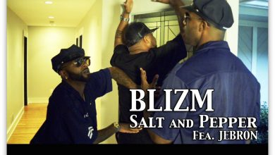 Photo of Blizm feat. Jebron – Salt and Pepper